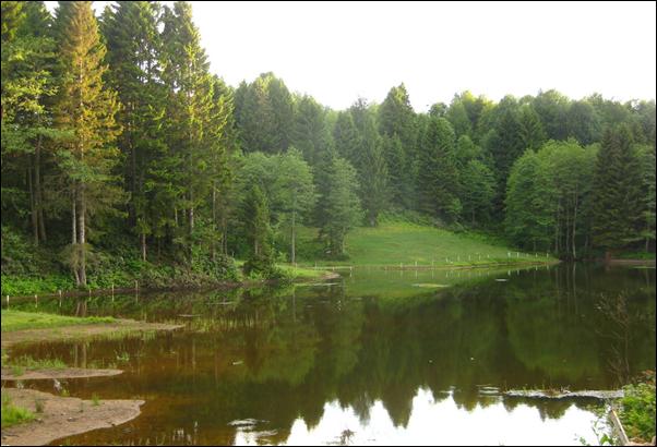 بحيرة - حيدر نبي - طرابزون