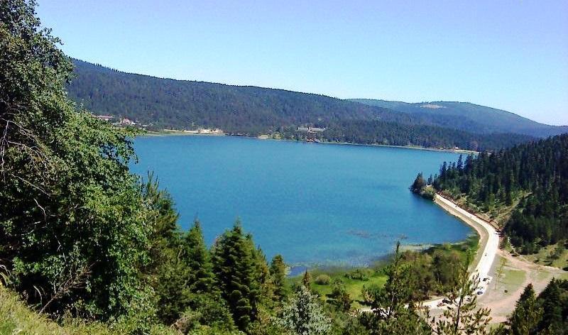 بحيرة صبنجة او بحيرة سبانجا