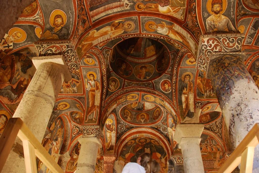 كنائس - غوريميه - كابادوكيا