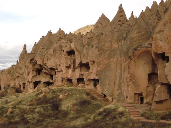متحف زلفي المفتوح - كابادوكيا - تركيا
