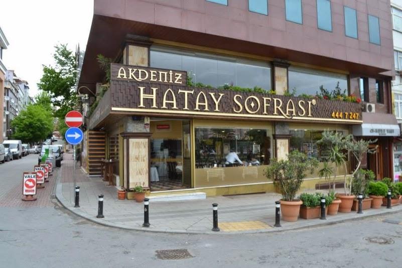 مطعم هاتاي سوفرسي - اسطنبول