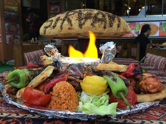مطعم شيرفان سوفرسي - اسطنبول