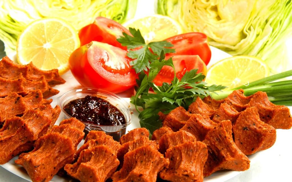 الكبه التركيه - تشي كفته - اكلات تركية