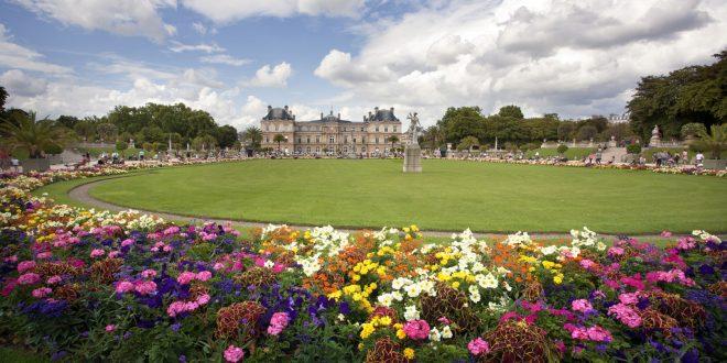 معالم باريس السياحية - حدائق لوكسمبورغ