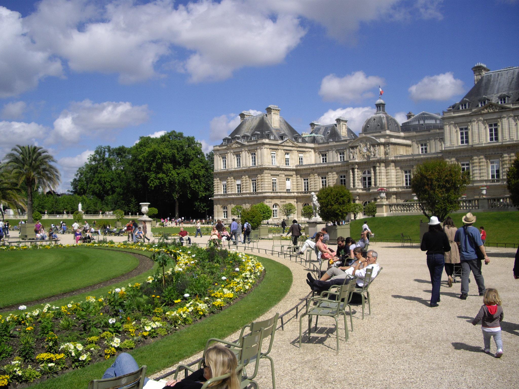 حدائق لوكسمبورغ