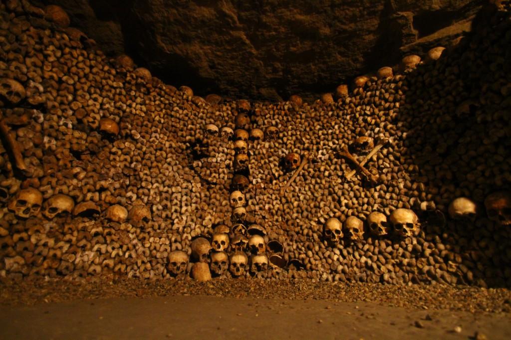 سراديب الموتى في باريس