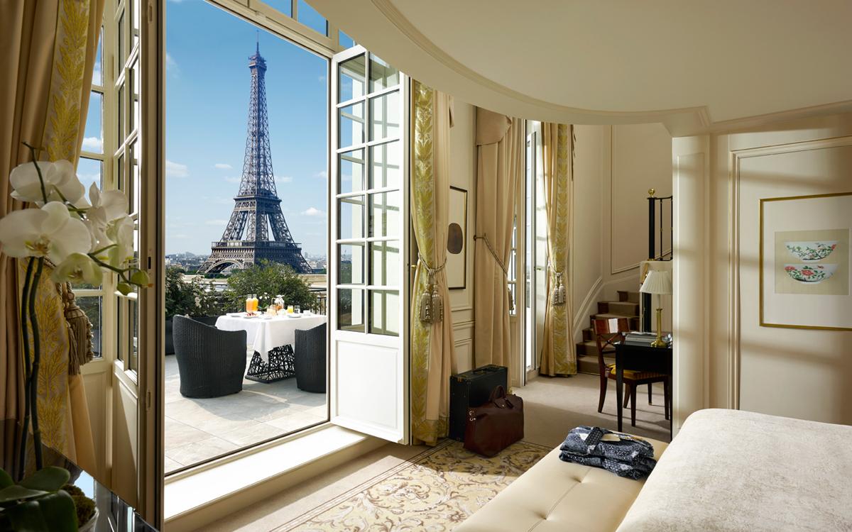 شقق فندقية في باريس
