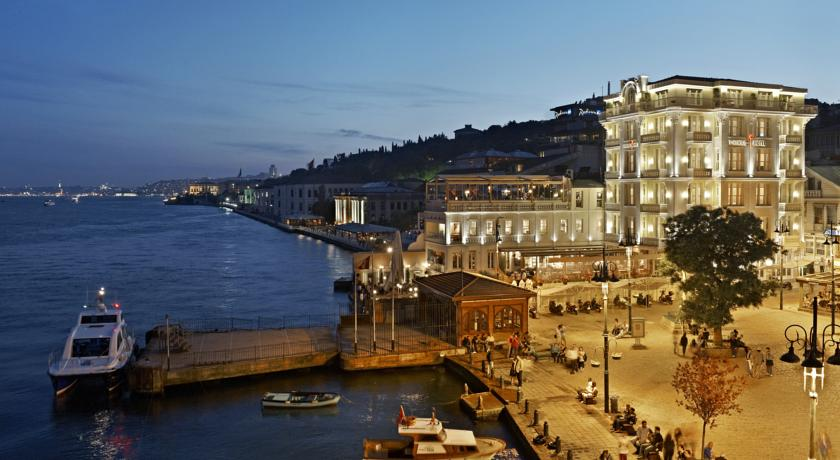 فنادق اورتاكوي اسطنبول - ortakoy hotels