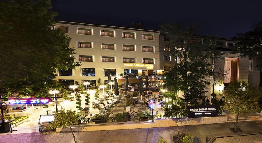 فندق آيا صوفيا اسطنبول المدينة القديمة - فنادق السلطان احمد