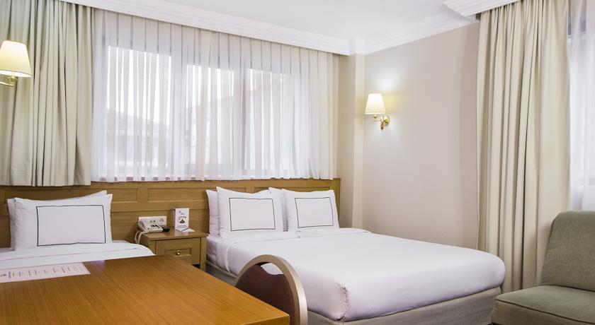 فندق اربوي سيركجي - فنادق سيركجي اسطنبول
