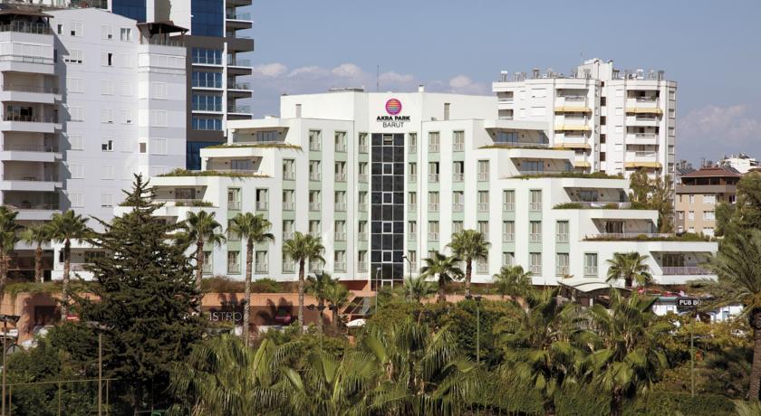 فندق اكرا بارك باريوت - الفنادق في انطاليا