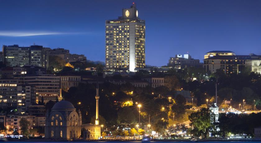 فندق انتركونتيننتال اسطنبول - فنادق شهر العسل في اسطنبول