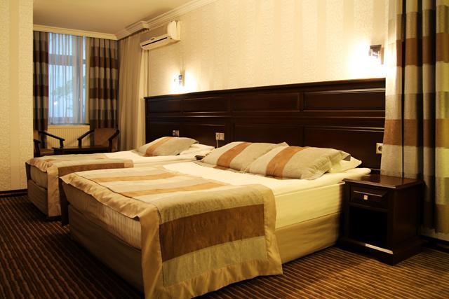 فندق انقرة غولد