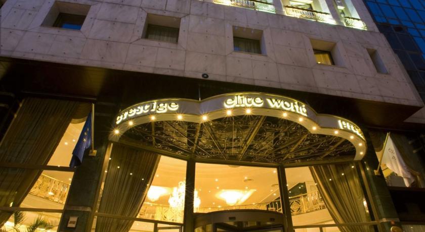 فندق ايليت وورلد بريستيج - فنادق تقسيم