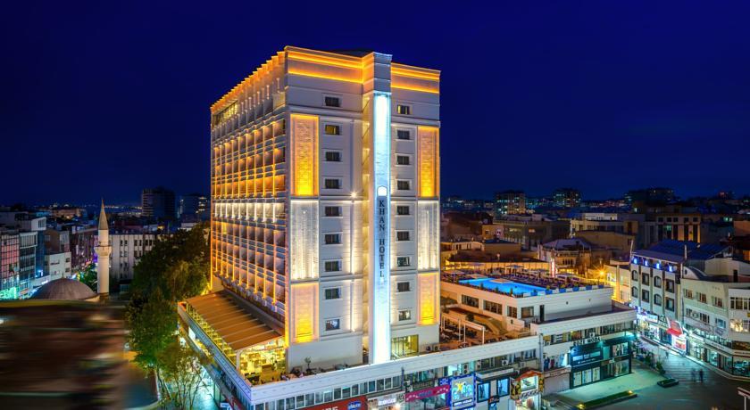 فندق بست ويسترن انطاليا - فنادق انطاليا