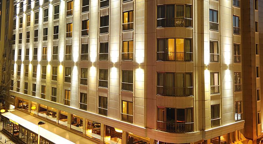 فندق تايتنك تقسيم - فنادق تقسيم