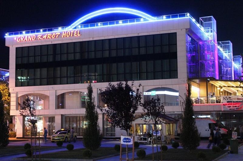 فندق جراند كورات - فنادق يلوا