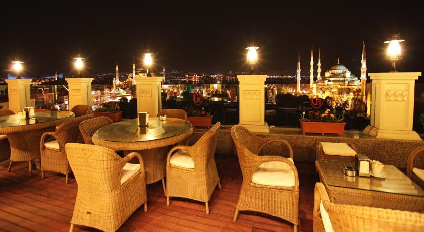 فندق جولدن هورن السلطان احمد - فنادق السلطان احمد
