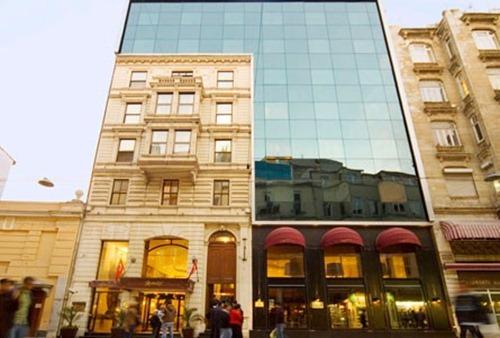 فندق ريتشموند اسطنبول - فنادق تقسيم