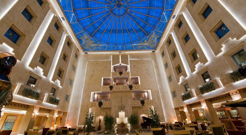 فندق زورلو جراند طرابزون - فنادق طرابزون