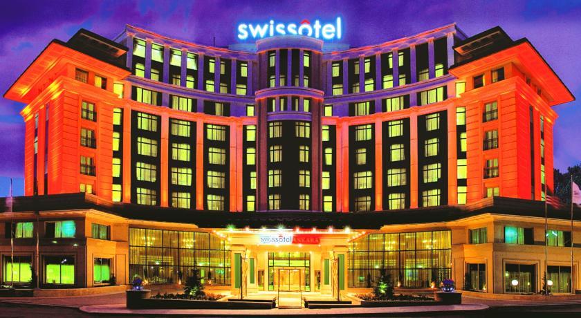 فندق سويس اوتيل انقرة - فنادق انقرة