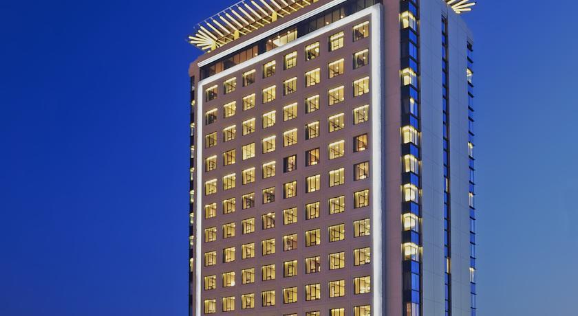 فندق كراون بلازا بورصه - فنادق بورصة
