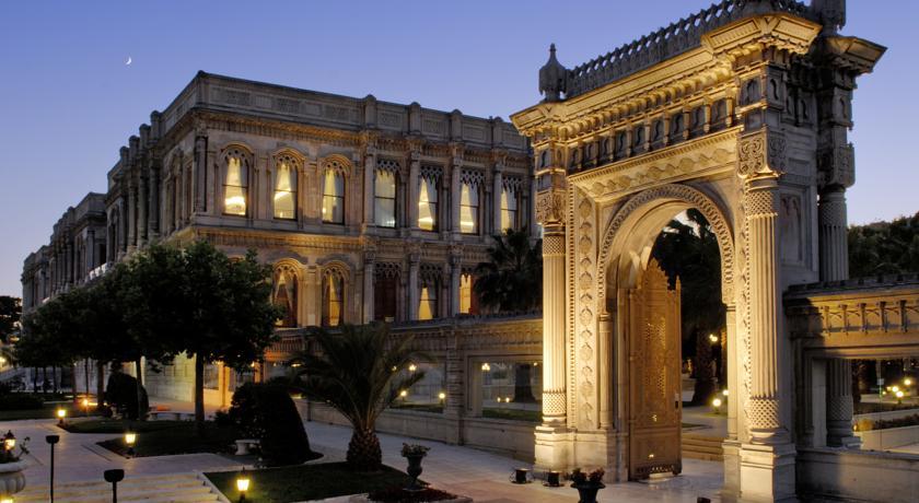 فنادق اورتاكوي - فندق كمبنسكي اسطنبول
