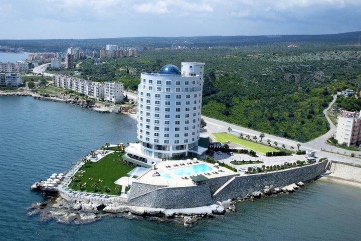 فندق لاموس مرسين - الفنادق في مرسين