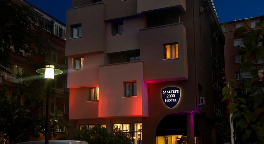 فندق مالتيبي 2000 في انقرة
