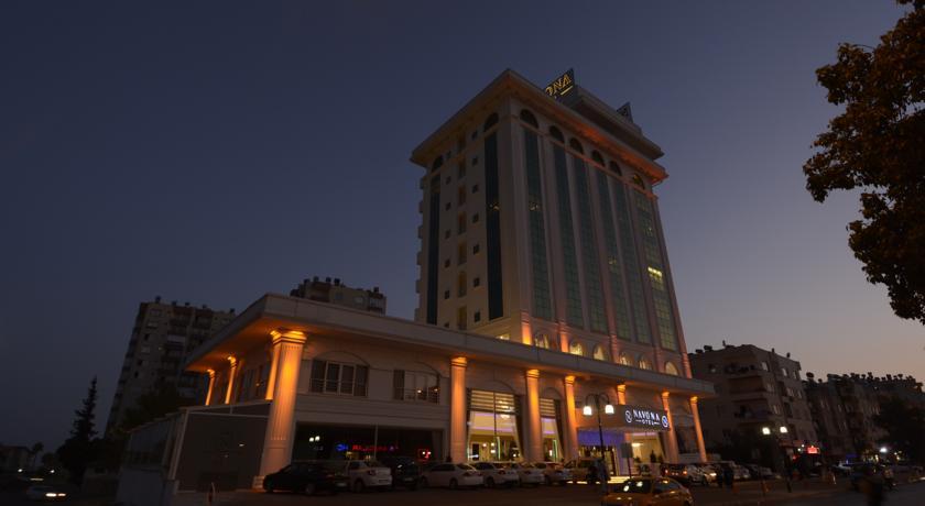 فندق نافونا - فنادق في مرسين