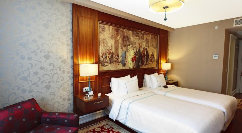 فندق نيوريون في سيركجي - فنادق سيركجي