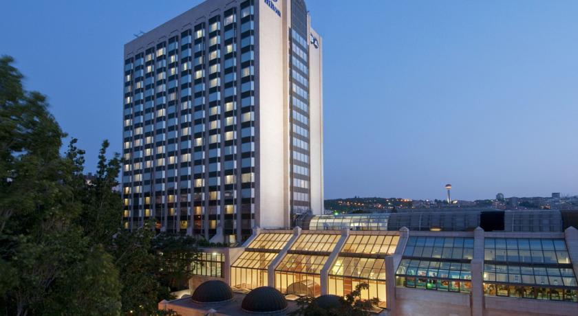 فندق هيلتون انقرة - فنادق انقره