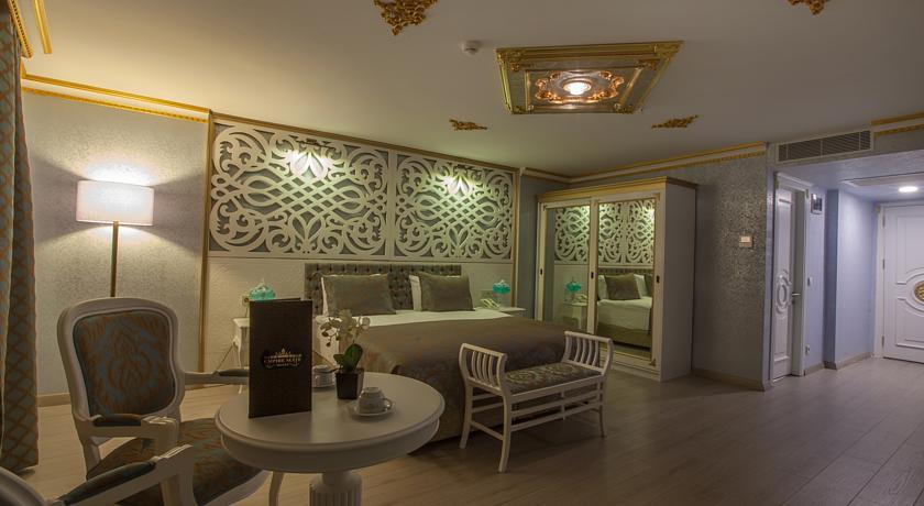 فندق واجنحة امباير - فنادق سركجي