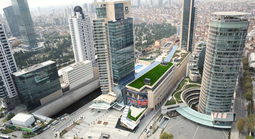 فندق ويندهام جراند اسطنبول - فنادق شيشلي