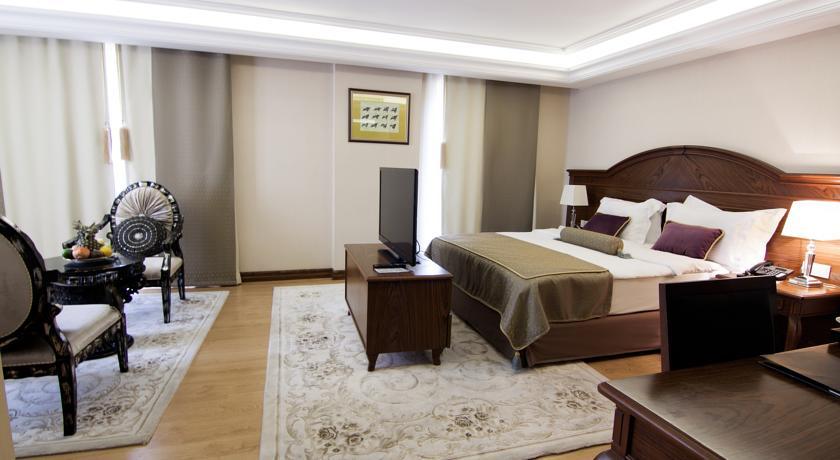 فندق يوروستارز اسطنبول - فنادق سيركجي