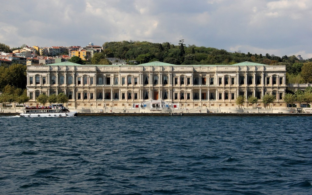قصر تشيرغان اورتاكوي - منطقة اورتاكوي