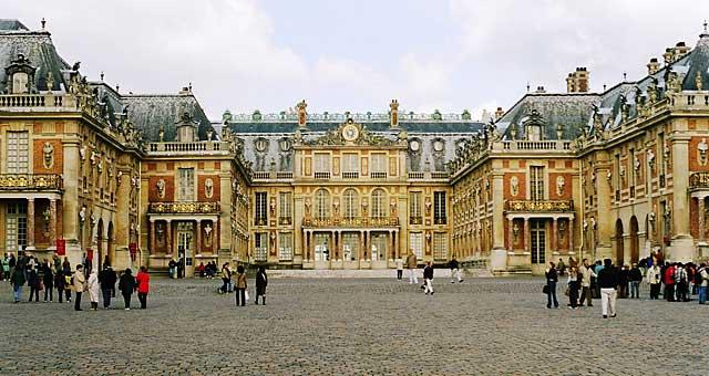 قصور باريس - قصر فرساي