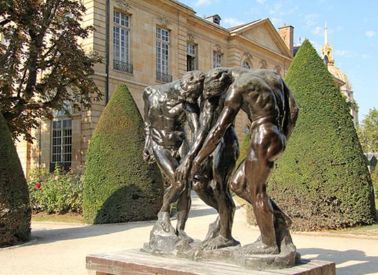 متاحف باريس - متحف رودان