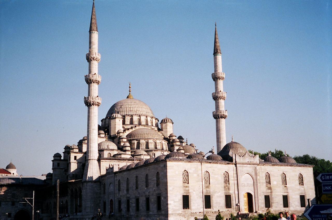 مساجد اسطنبول - مسجد ياووز سليم