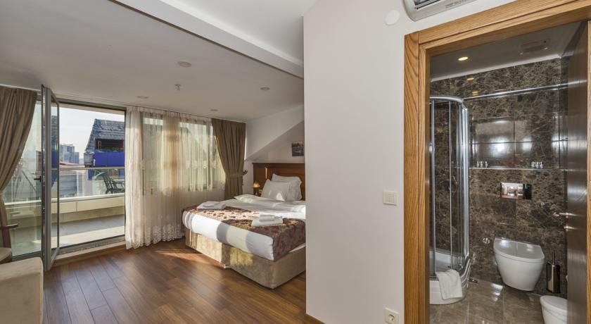 فندق بليستانبول شيشلي اسطنبول