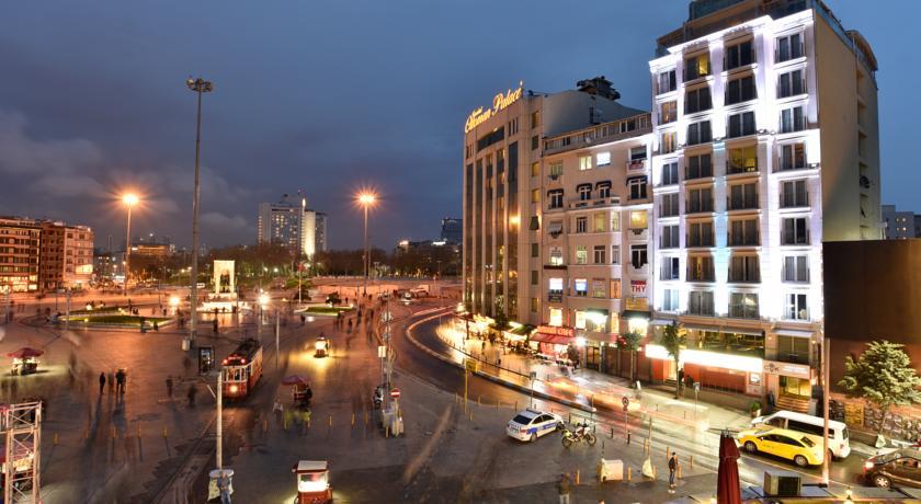تعرف على افضل فنادق تقسيم في اسطنبول