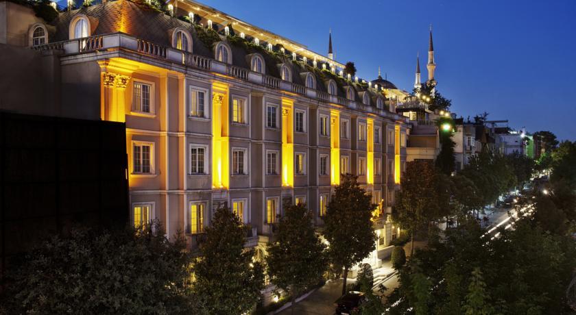 فندق إريسين كراون من اشهر فنادق في السلطان احمد