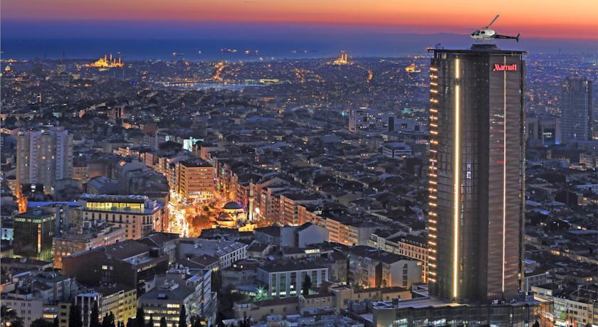فنادق شيشلي في اسطنبول