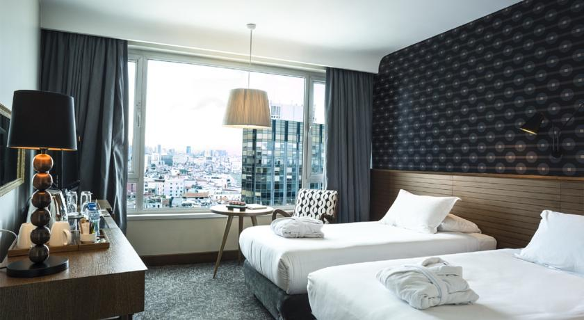 افضل فنادق تركيا اسطنبول في التقسيم