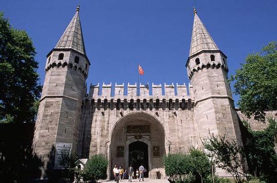 متحف توب كابي من اجمل قصور اسطنبول