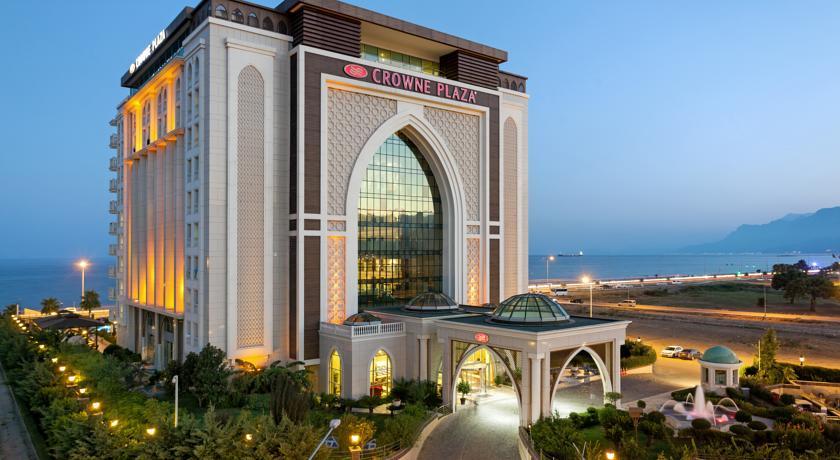 افضل فنادق انطاليا على البحر