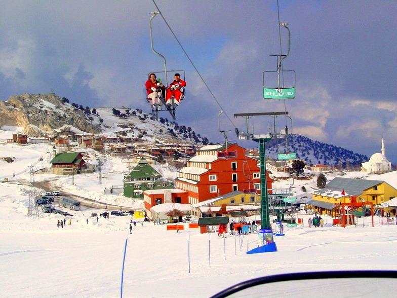 مدينة انطاليا سياحة رائعة ستوفرلها لك عند السفر الى انطاليا شتاءً هناك اماكن سياحية في انطاليا شتاءً يقصدها هواة التزلج على الثلج وعشافه
