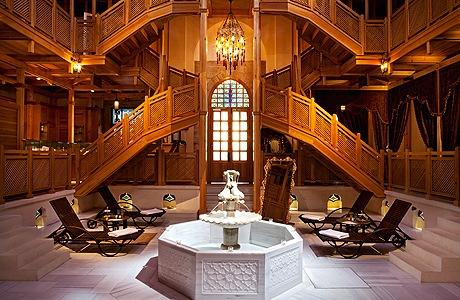 افضل الحمامات التركية في اسطنبول