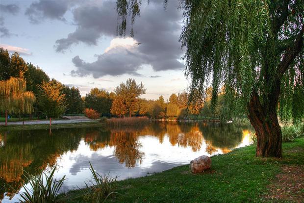 حديقة بوتانيك من اجمل اماكن السياحة في بورصة تركيا واهمها