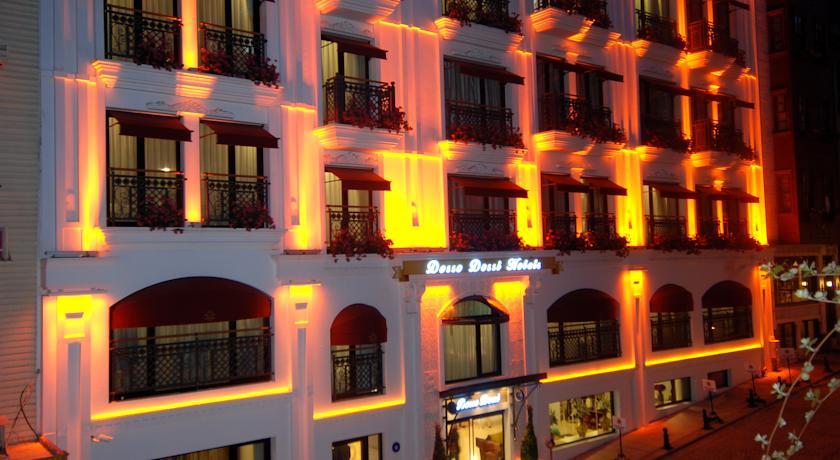 فندق دوسو دوسي المدينة القديمة من فنادق منطقة السلطان احمد